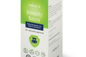 Valens Natural Immunity liquid - Valens - Coenzyme Q10, Collagen, Vitamins, Fertility and other dietary supplements.