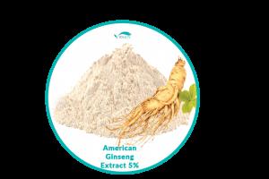 American Ginseng Extract 5% - Vitajoy USA