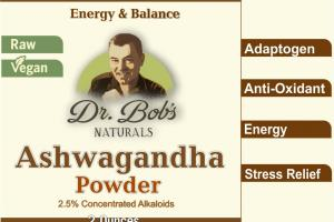 Stress Relief - Ashwagandha-2 oz. (Herbal Extract) Watershed Wellness Center
