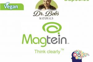 Magtein: Miracle Magnesium for the Brain Veggie Capsules - Best Sellers Watershed Wellness Center