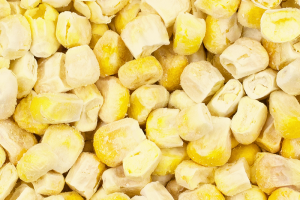 Freeze-dried Sweetcorn | Chaucer Foods | Chaucer Foods Ltd