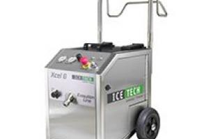 Xcel 6 | Dry Ice Blasting and Dry Ice Production Equipment by Cold Jet