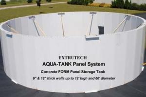 Aqua-Tank Panel Systems - Manitowoc, Wisconsin - Extrutech Plastics, Inc.