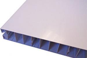 EPI9000 36 x 1 3/4 Inch Partition Wall Panels On Extrutech Plastics, Inc.
