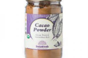 Organic Cacao Powder | Imlak'esh Organics