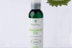 Massage Oil 100mg – Medical Mary LLC