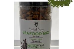 Seafood Mix - Pet Treats – Medical Mary LLC