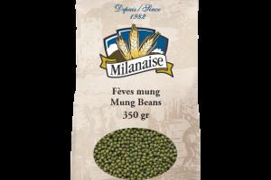 Organic Mung Beans – La Milanaise