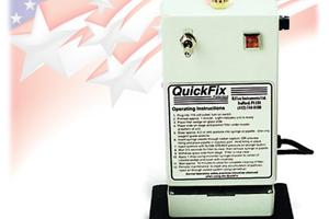 The QuickFix Acetone Vaporizing Unit