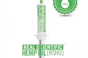 Green Label 15g Oral Applicator - HempMeds