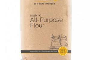 Organic All Purpose Flour 50lb - Organic, Non-GMO | Ingredient Integrity