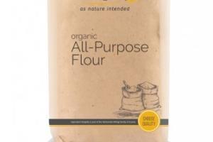 Organic All Purpose Flour 50lb - Organic, Non-GMO | Ingredient Integrity