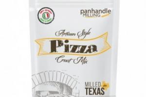 Premium Artisan Style Pizz Crust Mix - 3lb | Panhandle Milling