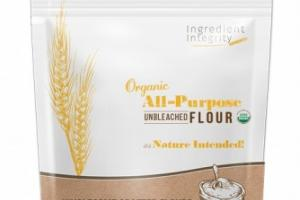 Organic All Purpose Flour - Organic, Non-GMO | Ingredient Integrity
