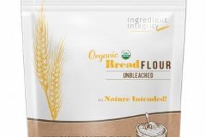 Organic Bread Flour - Organic, Non-GMO | Ingredient Integrity