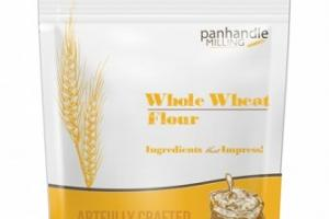 Whole Wheat Flour - Vegan, Non-GMO | Panhandle Milling