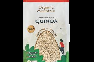 Organic Quinoa - Organic Mountain