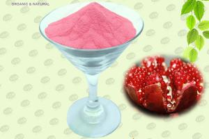 Pomegranate Juice Powder-DaXingAnLing Lingonberry Boreal Biotech Co.,Ltd.Lingonberry Group