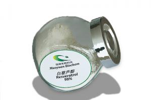 Resveratrol - Cosmeceuticals - Herbal extracts factory andrographis extract rutin gingko biloba extract MAOYUAN Biochem