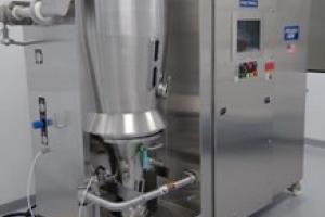 Fluid Air Fluid Bed Dryer Granulator Model 0020 | Indy Crossroads Equipment