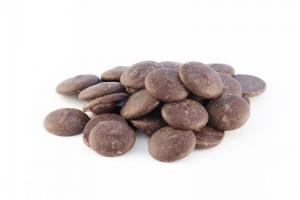 Organic Dark Chocolate Dollops | Tierra Farm