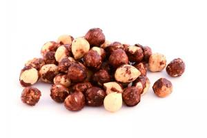 Organic Maple Glazed Hazelnuts | Tierra Farm