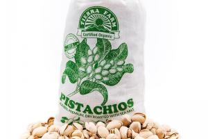 20-oz. Bag of Organic Salted Pistachios in Shell | Tierra Farm