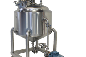 Emulsification Mix Tank : Deutsche Process