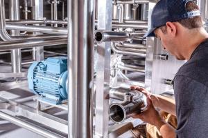 Mechanical Extraction Unit : Deutsche Process