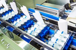 Packaging Bottling of vitamin, supplement, nutraceutical products