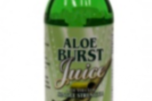 Aloe Burst@Aloe Vera Leaf Juice, Single Strength