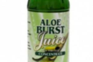 Aloe Burst@Aloe Vera Leaf Juice, Concentrate
