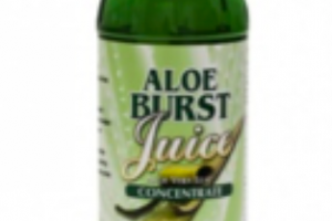 Aloe Burst@Aloe Vera Leaf Juice, Concentrate