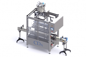 K-Line S - CDA Automatic Filling Machine for all industries