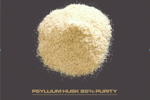 PSYLLIUM HUSK AND POWDER 85%- Organic and Traditional