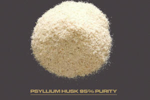PSYLLIUM HUSK AND POWDER 95% - Organic and Traditional