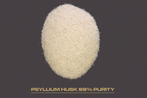 PSYLLIUM HUSK AND POWDER 99% - Organic and Traditional