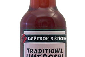 Emperor's Kitchen Traditional Umeboshi Vinegar - Great Eastern Sun