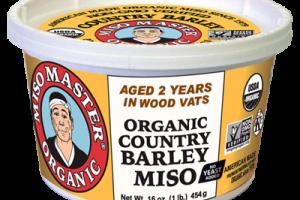 Miso Master Organic Country Barley Miso - Great Eastern Sun