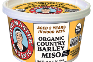Miso Master Organic Country Barley Miso - Great Eastern Sun