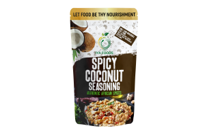 Iya Foods Spicy Coconut Rice Seasoning, No Preservatives, No Added Color, No Additives, No MSG