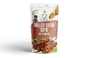 Grilled Steak Suya Seasoning (No peanuts) – iyafoods