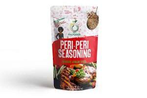 Iya Foods Piri Piri Seasoning, no Preservatives, No Added Color, No Additives, No MSG ( Peri Peri Seasoning)