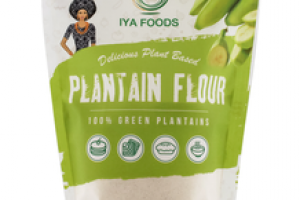 Plantain Flour 1 LB Free Shipping – iyafoods