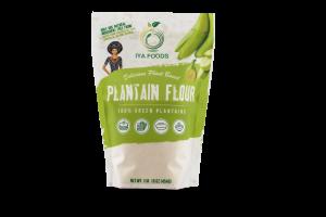 Iya Foods Gluten-Free, Kosher Certified Paleo Premium Plantain Flour
