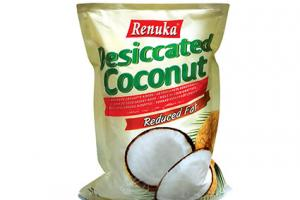 Desiccated Coconut (Reduced Fat) - Renuka Foods