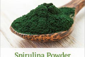 Spirulina Powder (organic) - Nutra Organics