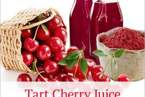 Tart Cherry Juice Powder - Superfruits