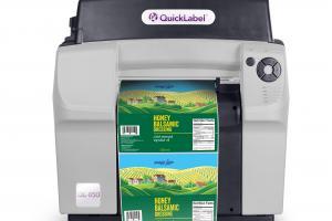 QL-850 - Wide-format, safer for food inkjet technology
