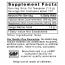 Premier Research Labs Coral Legend Supplement Facts Panel